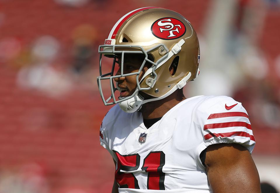 San Francisco 49ers Release Of Malcolm Smith Tells Us How