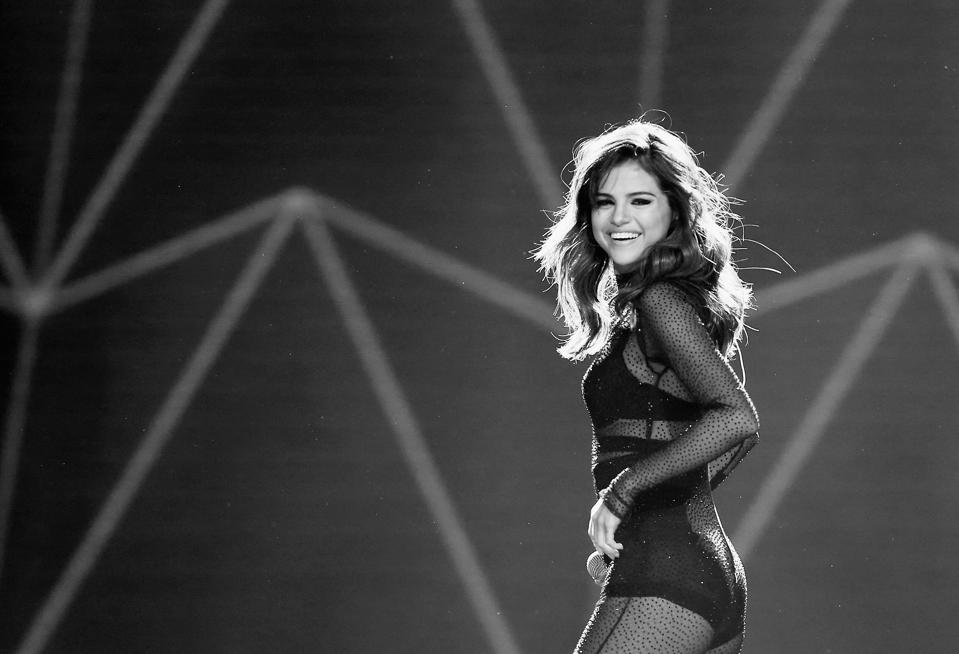Selena Gomez Revival World Tour