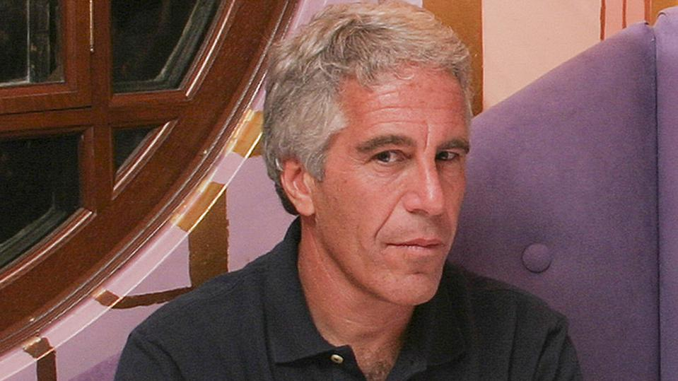 Jeffrey Epstein in 2004, around the time he associated with the scientific community.