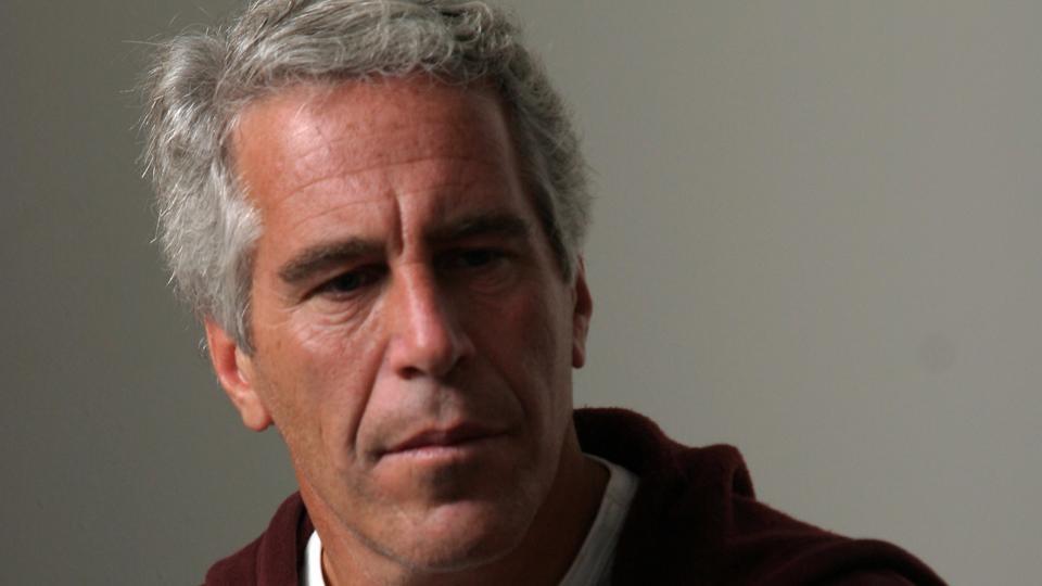 Jeffrey Epstein in 2004.