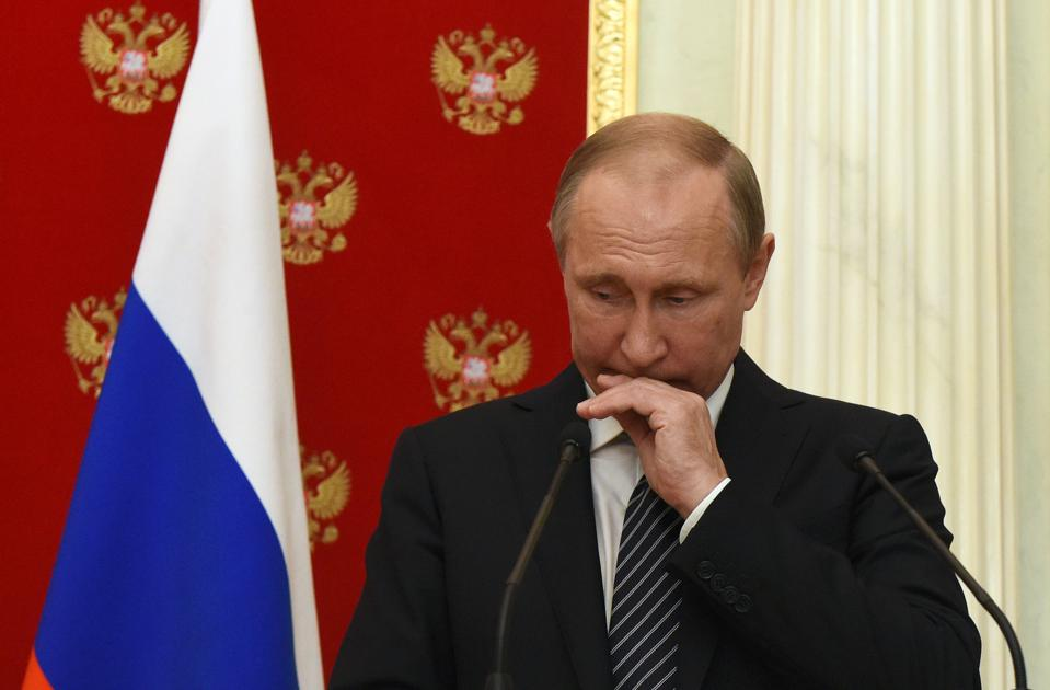 Prolonged Sanctions Rip Into Russian Economy, Causing Angst For Putin