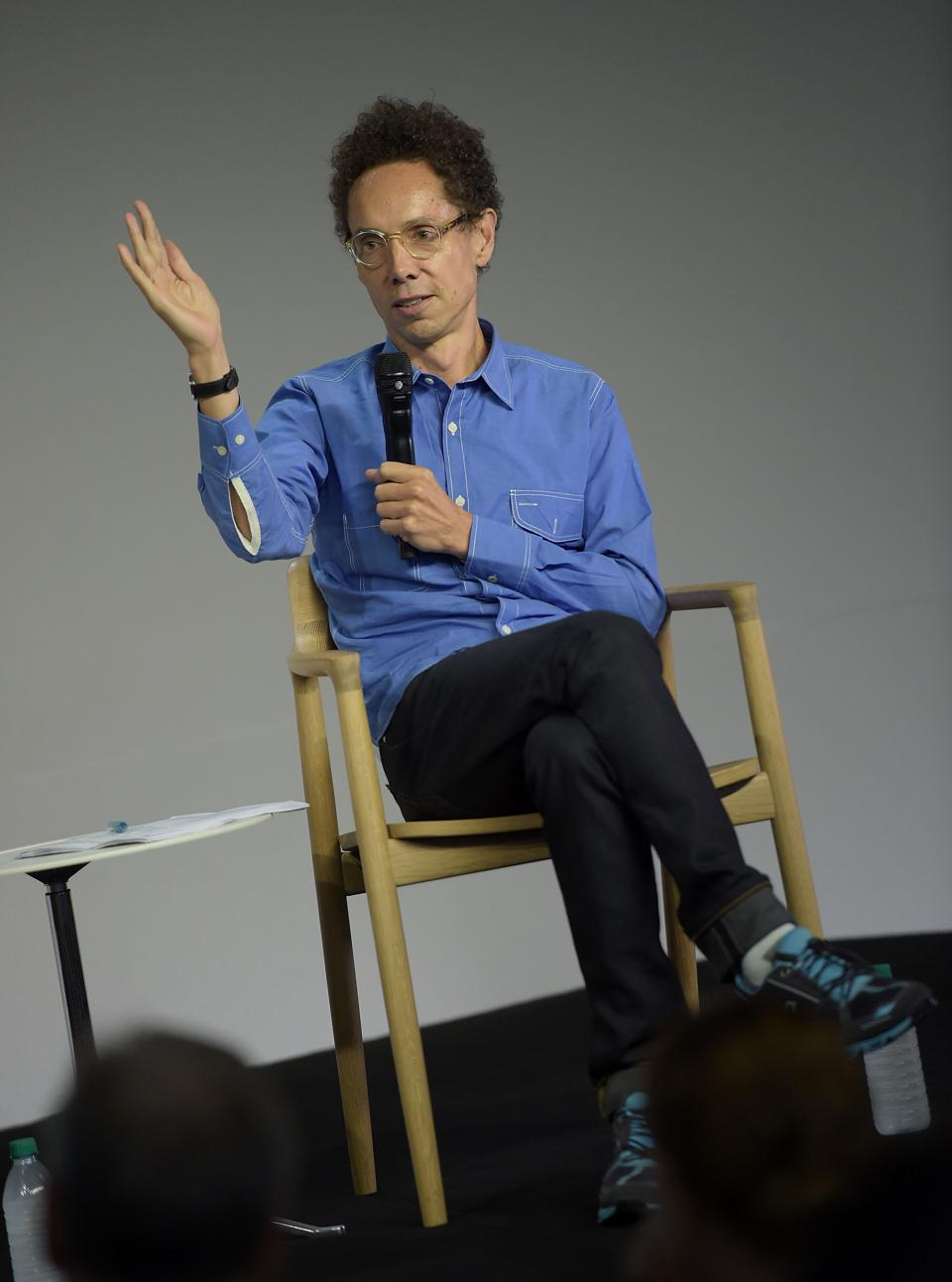 Malcolm Gladwell Demonstrates The Fairness Of Extra Time As A Disability Accommodation