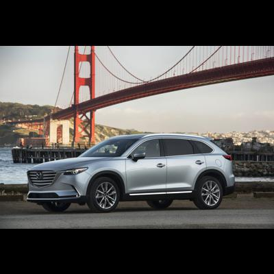 2017 mazda cx 9 signature test drive and review luxury without the brand. Black Bedroom Furniture Sets. Home Design Ideas