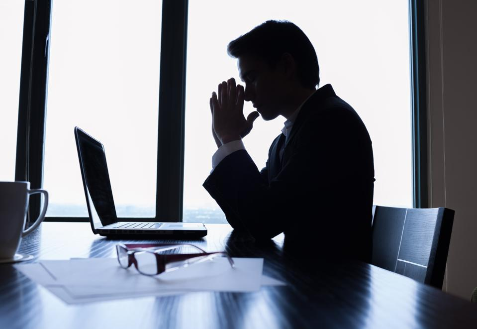The stress of job uncertainty can freak you out, but there are steps you can take.