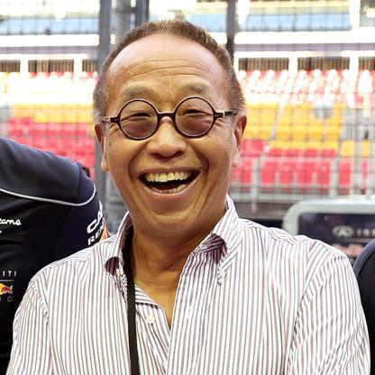 Ong Beng Seng and Christina Ong