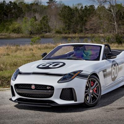 2017 Jaguar F Type SVR Convertible Test Drive And Review: The Leaping Cat