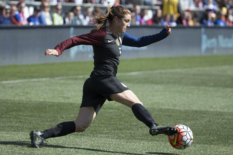 U.S. Women's Soccer Salaries: The Economic Justification For Paying The Men More