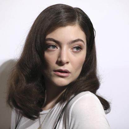 Lorde and james lowe