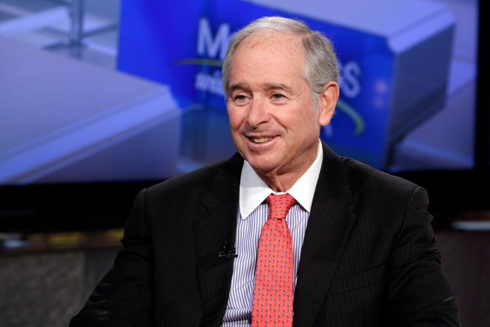 Why Blackstone Cofounder Steve Schwarzman Donated $188 Million To