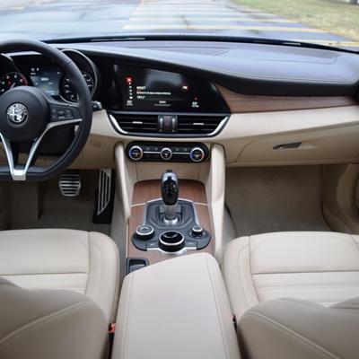 10 Best New Car Interiors 2017