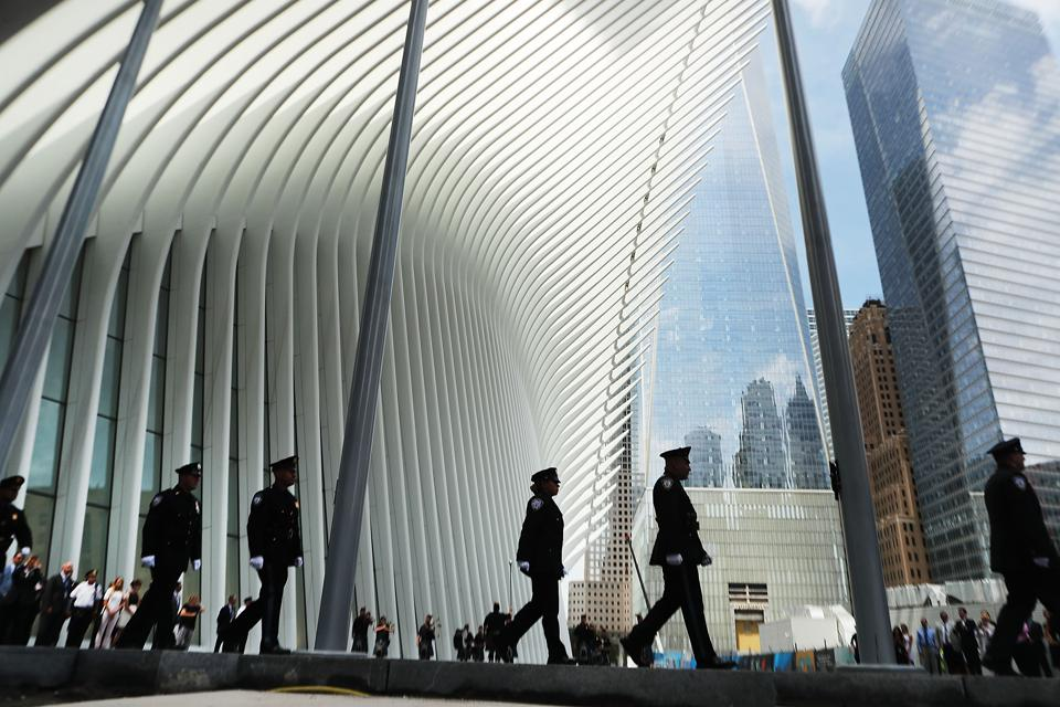 Westfield World Trade Center Opens To Mixed Reactions