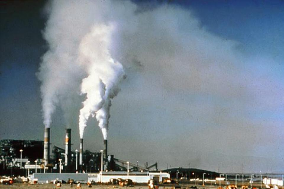 The increased emission of greenhouse gases is having a massive impact on Earth's climate.