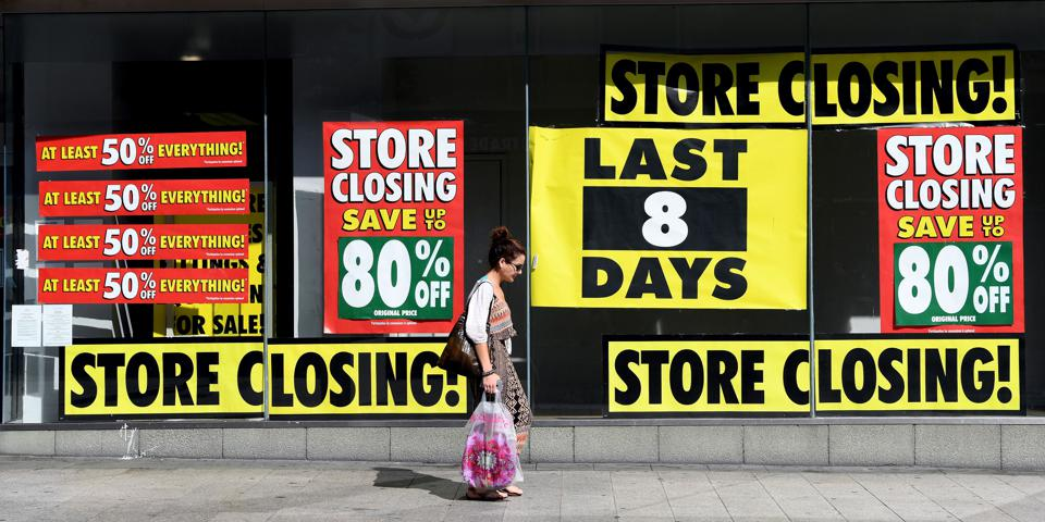 The Ugly Retail Truth Which Stores Will Close Or Survive