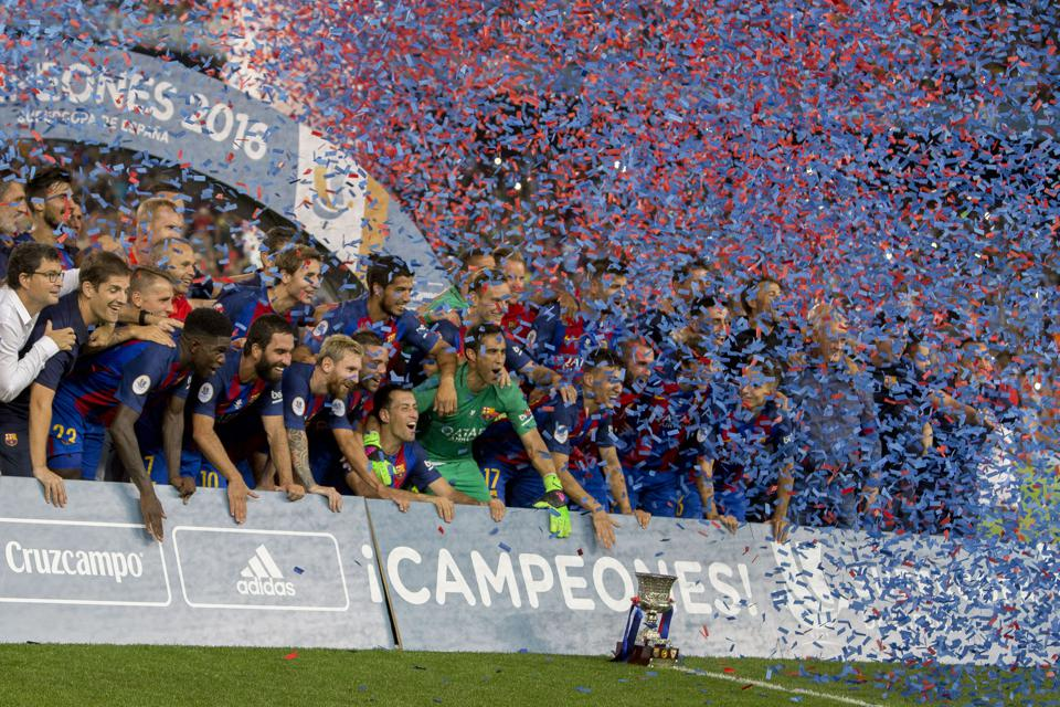 FC Barcelona To Face Atletico Madrid In Controversial New-Look Spanish Super Cup