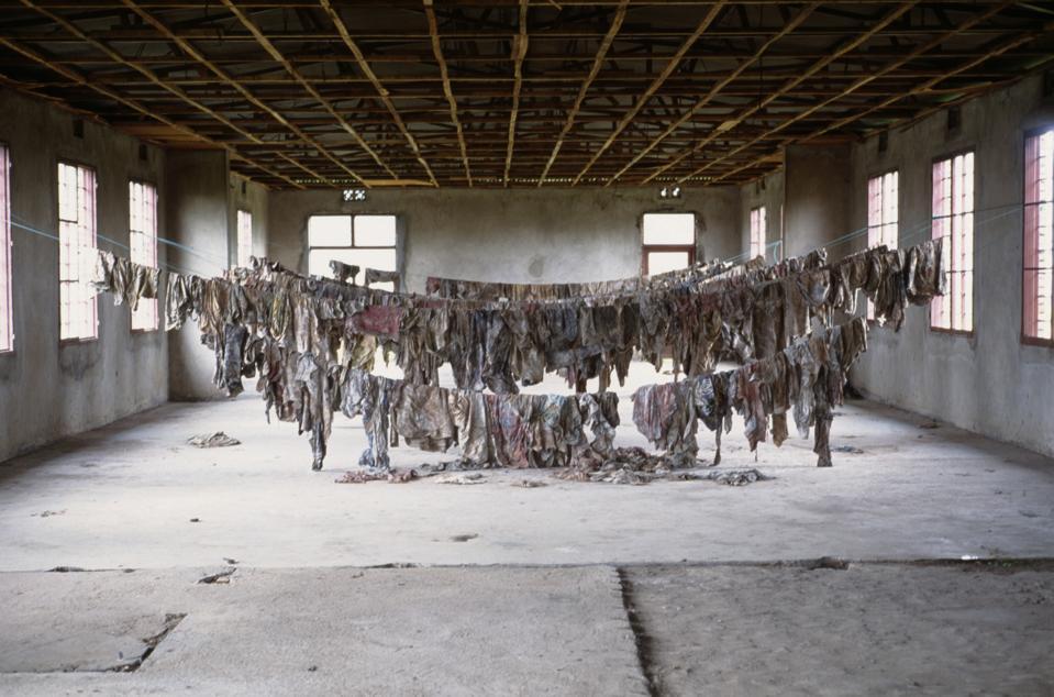 The Murambi Memorial: In Memory of the Rwanda Genocide