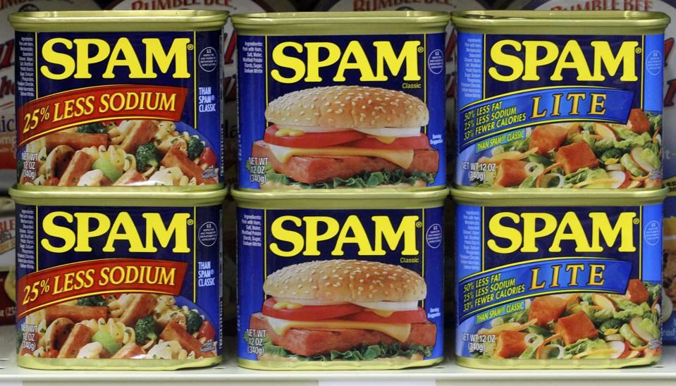 Spam Theft