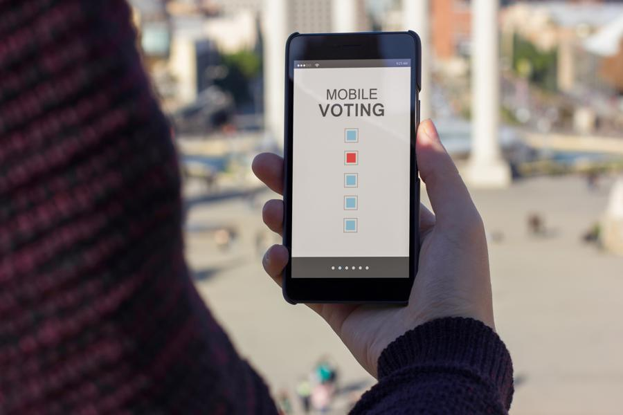 voting and mobile phones Paper presents the implementation of an electronic voting system in mobile phones with android operating system to.