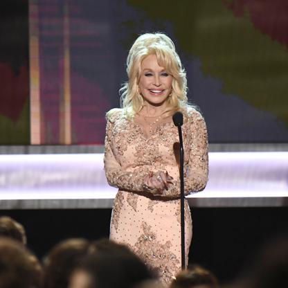 71 Dolly Parton
