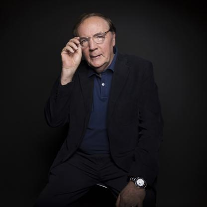 marketing james patterson That's why thriller novelist james patterson's latest book private vegas  the marketing campaign was cooked up by mother new york's ad.