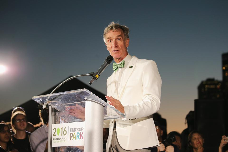 Bill Nye Is Once Again A TV Science Guy, On Netflix
