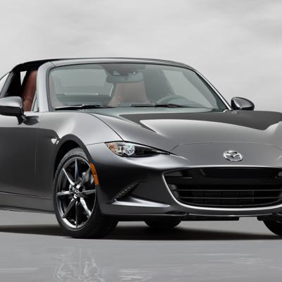 2017 Mazda MX 5 Miata RF Test Drive And Review: A Little On The Top