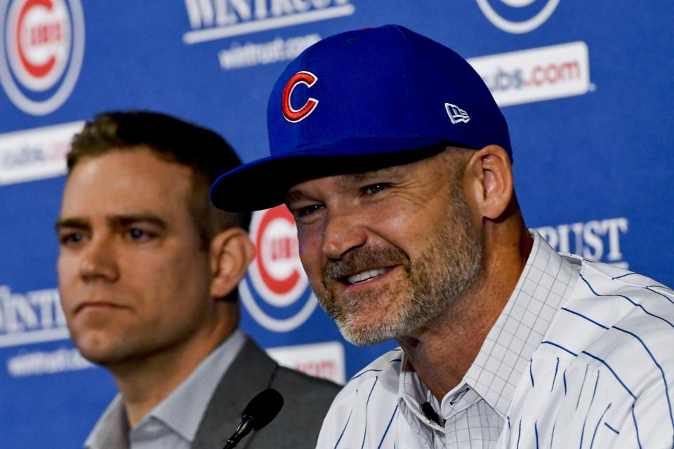 So Long, Grandpa Rossy, As Cubs Turn To David Ross For Accountability