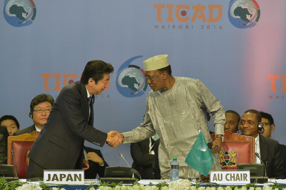KENYA-JAPAN-DIPLOMACY-ECONOMY-TICAD