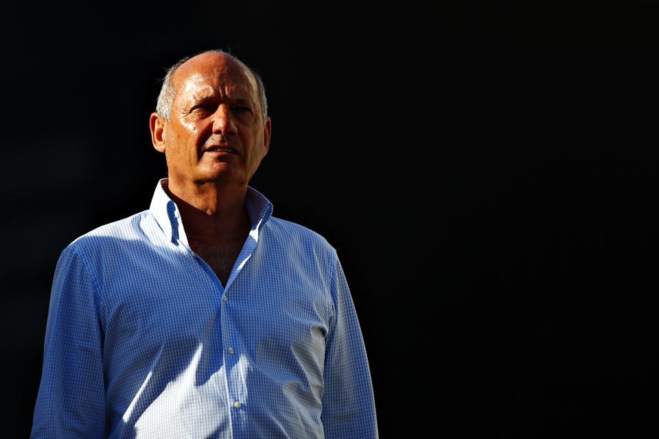 Ron Dennis has been the most influential figure in McLaren's history (Dan Istitene/Getty Images)