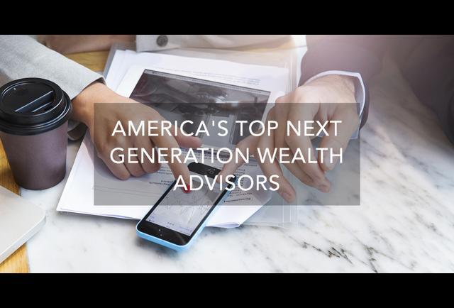 Top Millennial Advisors