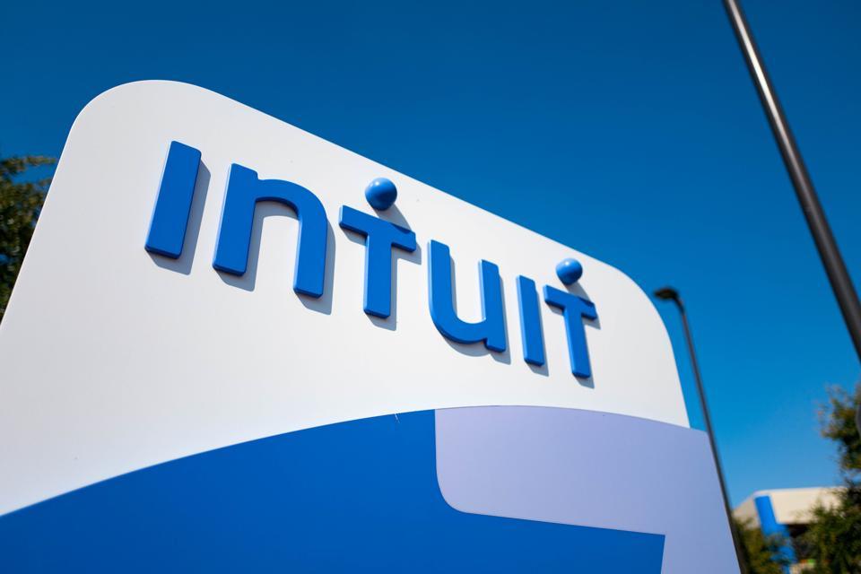 Intuit Signage