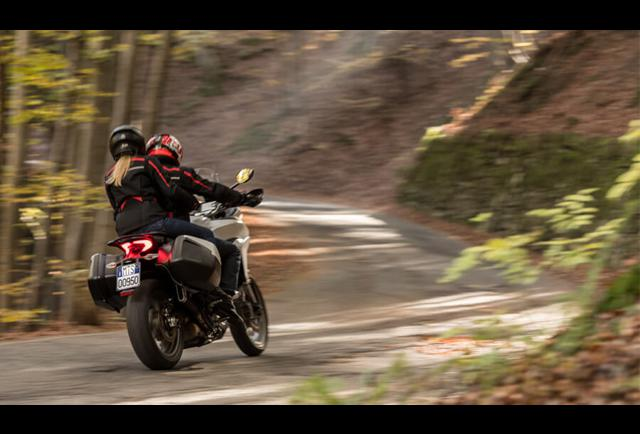 2017 ducati multistrada 950 test ride and review: the right-sized