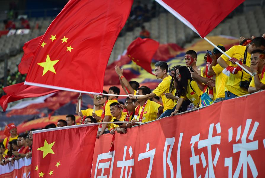 Controversial First Game In German League For China's Under-20 Team