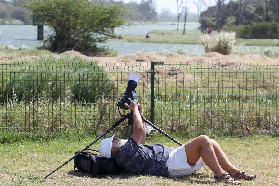 Last-Minute Eclipse Junkies Flock To Farms, Ranches And Backyards Ahead Of August 21