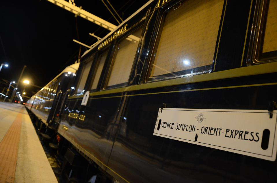 Venice Simplon - Orient Express in Bulgaria