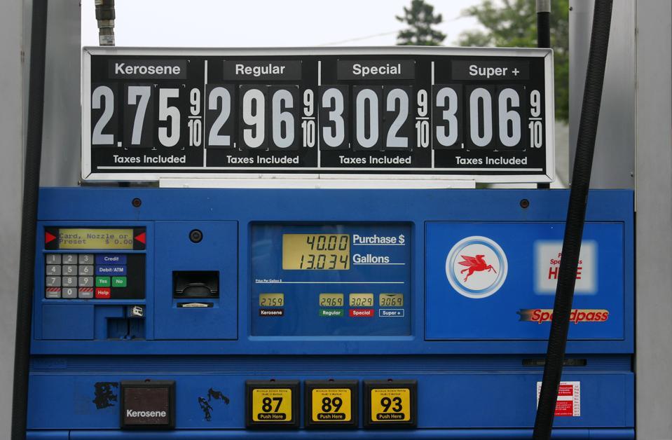 Rising Gasoline Prices