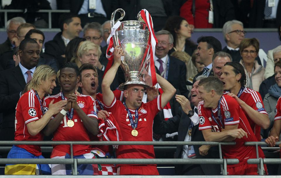 Champions League Build Up Bayern The Benchmark Tottenham Must Aspire To