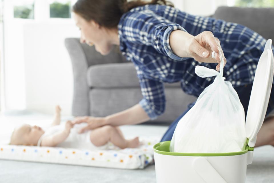 The Best Diaper Pails: Ubbi, Diaper Genie And More