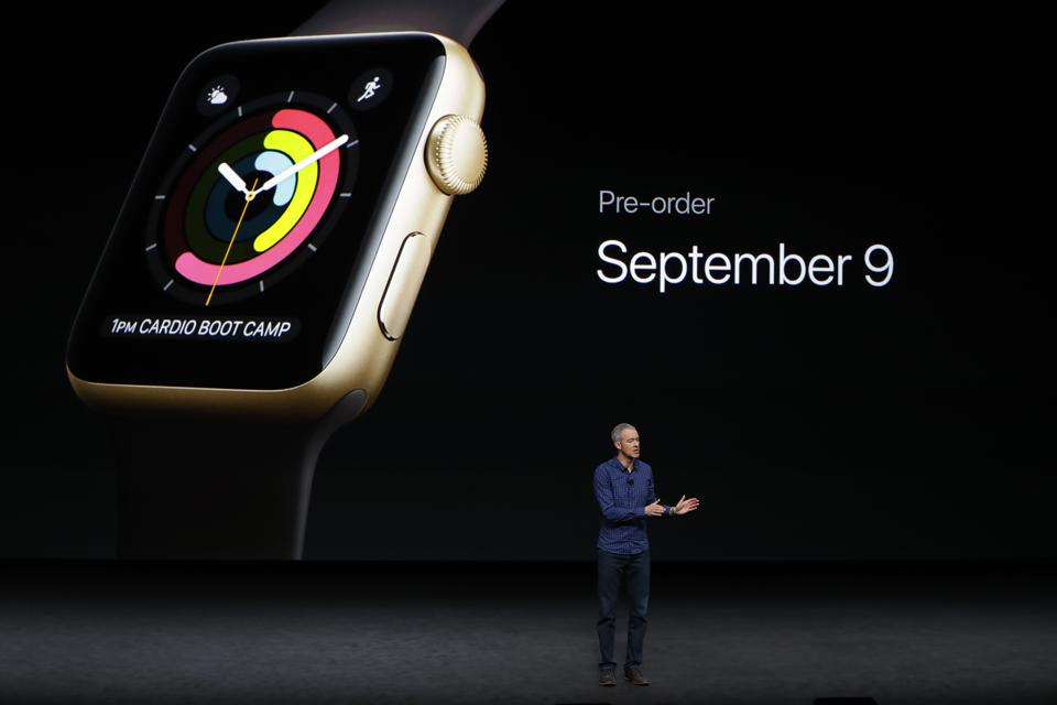 Apple Watch Series 3: What You Need To Know About The Next-Gen Smartwatch