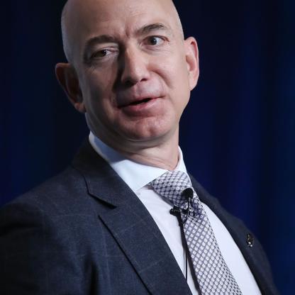 Jeff Bezos >> Jeff Bezos