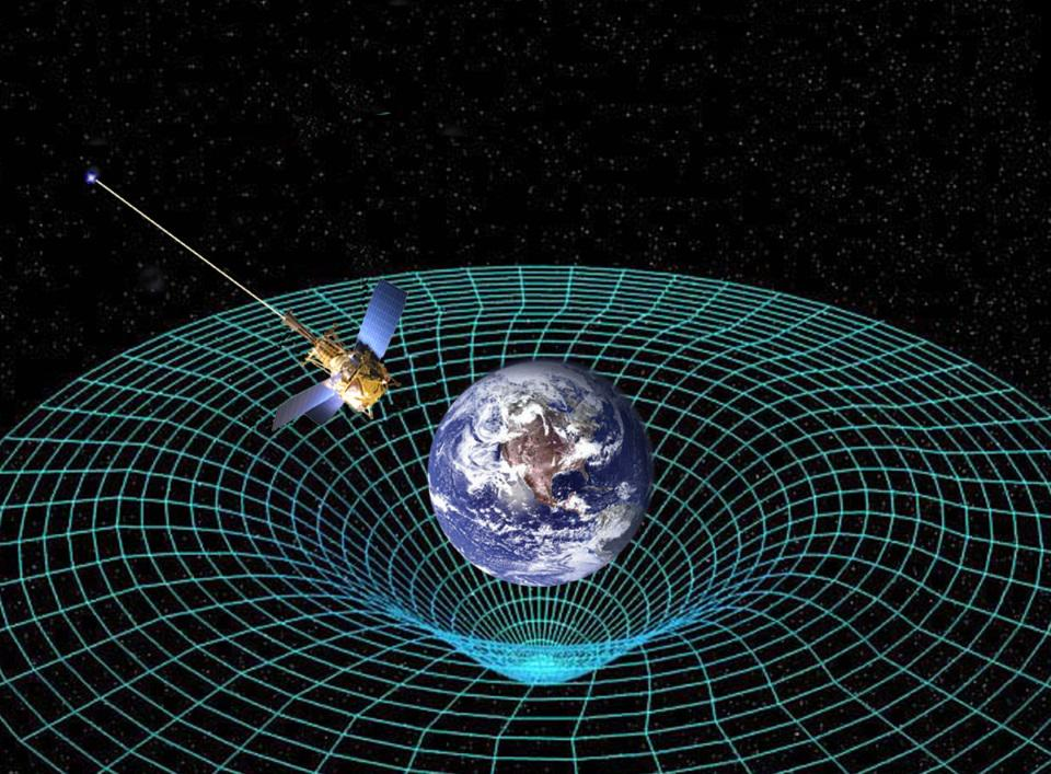 Thomas precession demonstrated with a gyroscope in space in the Gravity Probe B mission.