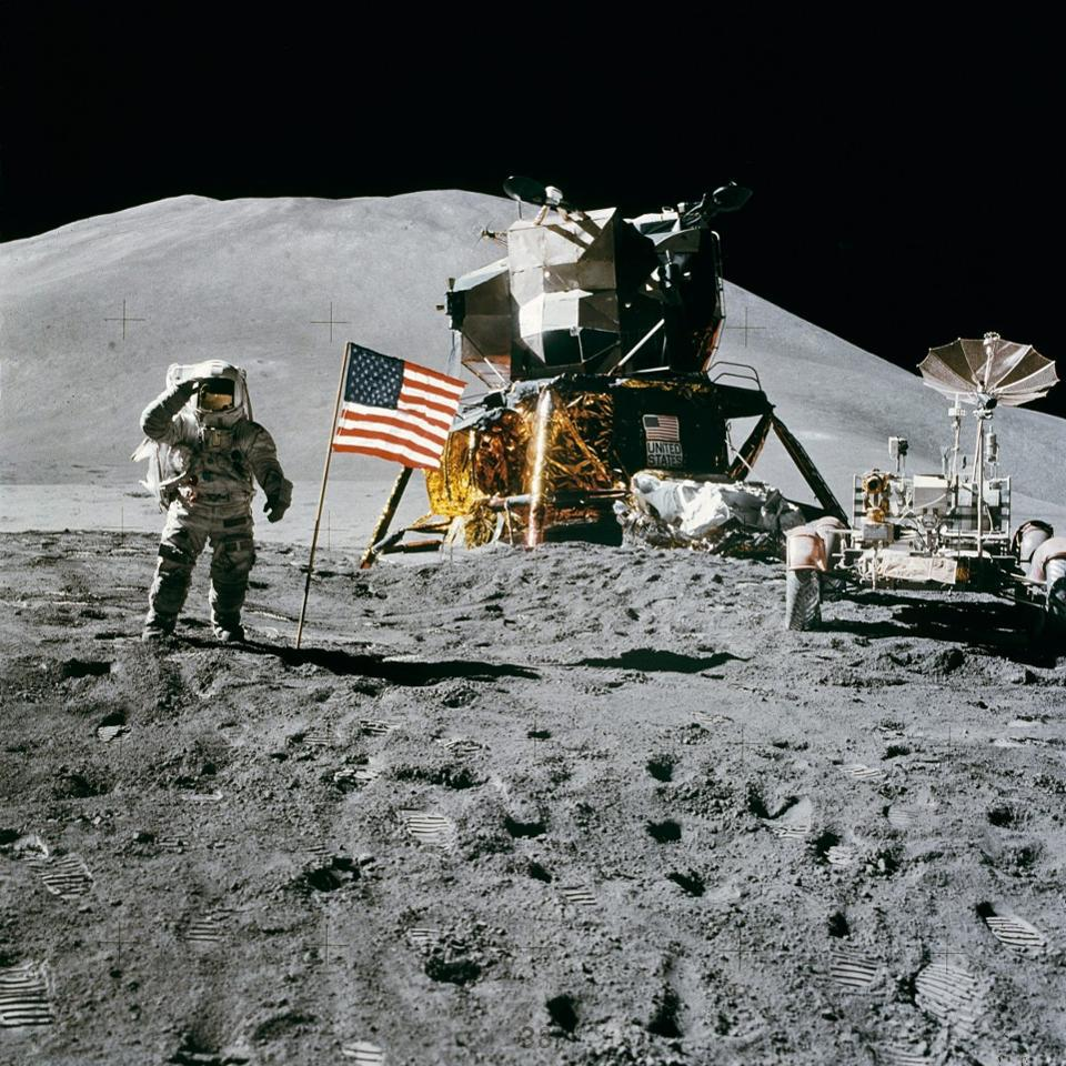 It has been more than 50 years since humanity first set foot on another world: our Moon.