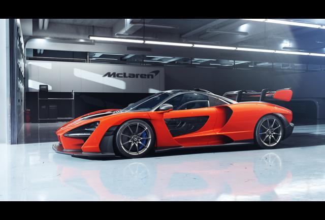 Mclaren X 1 >> McLaren Senna – $1 million - pg.1