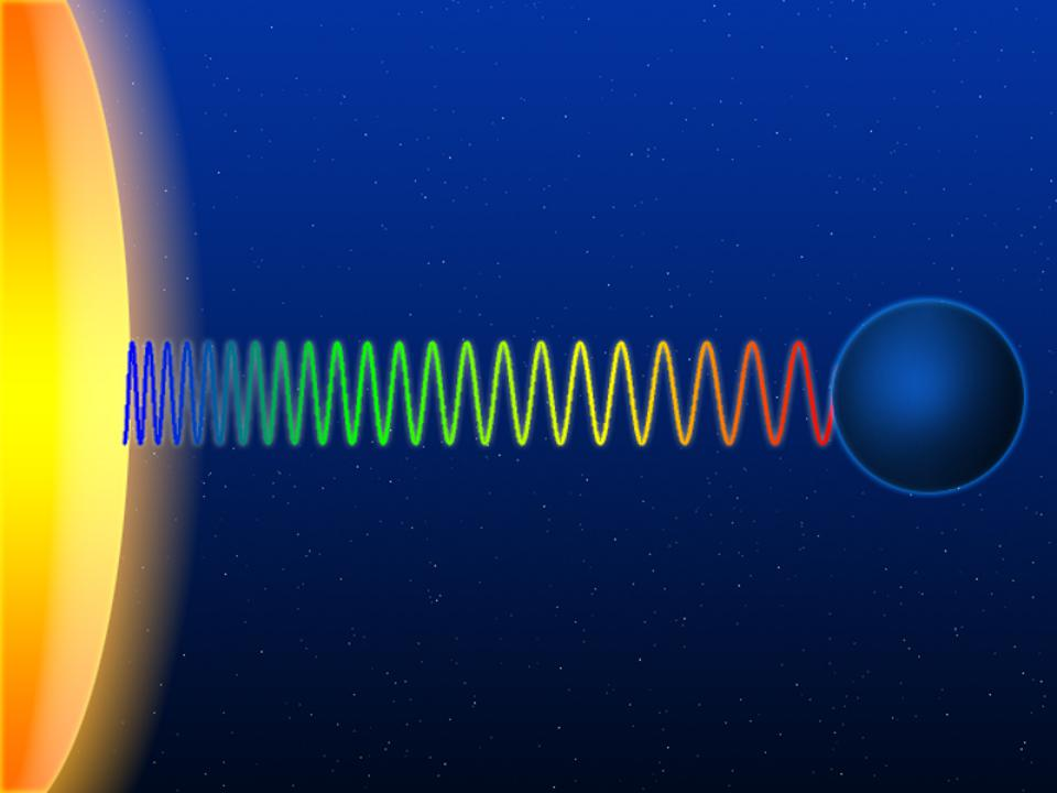 The physics of gravitational redshift/blueshift is a core feature of General Relativity.