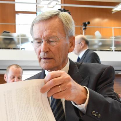 Beate Heister & Karl Albrecht Jr