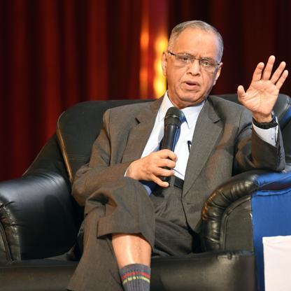 narayana murthy Narayana murthy (born:  infosys technologies limited narayana murthy is the non-executive chairman and chief mentor of infosys technologies limited.