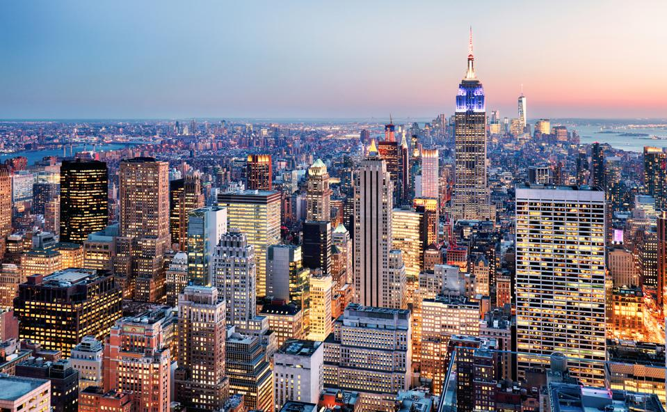 New York currently has more blockchain-related job openings than San Francisco, according to job market analytics firm Burning Glass.
