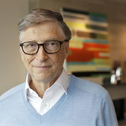 Resultado de imagem para Bill Gates 2018
