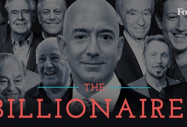 Top wealthy people