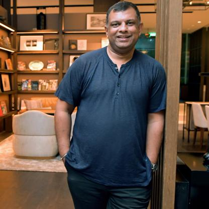 tony fernandes educational background Congratulations to tony fernandes for being named the asian brandon bernandus liked this i hired a candidate who didn't meet the educational.