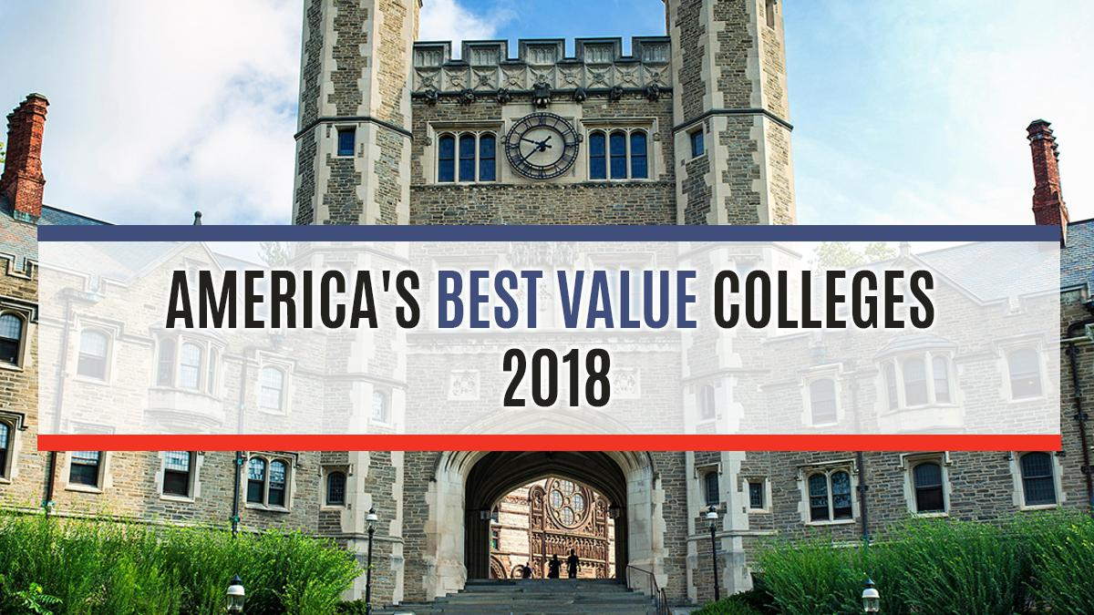 Best Colleges For Architecture | America S Best Value Colleges 2018